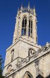 Iglesia de todo el pavimento de los santos en York Imagen de archivo