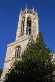 Iglesia de todo el pavimento de los santos en York Imagen de archivo libre de regalías