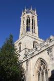 Iglesia de todo el pavimento de los santos en York Foto de archivo