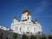 Iglesia de todos los santos Ekaterimburgo Rusia Fotos de archivo libres de regalías