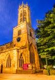 Iglesia de todos los santos, York, Reino Unido Foto de archivo libre de regalías