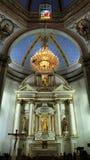 Iglesia de Toluca foto de archivo