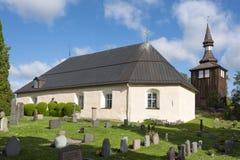 Iglesia de Trosa Fotografía de archivo