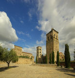 Iglesia de Trujillo Foto de archivo