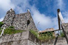 Iglesia de Tukon en Basco, Batanes Fotografía de archivo libre de regalías