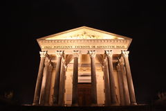 Iglesia de Turín Imagen de archivo libre de regalías