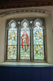 Iglesia de Tyneham Imagenes de archivo