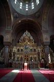 Iglesia de Uspenski Imagen de archivo