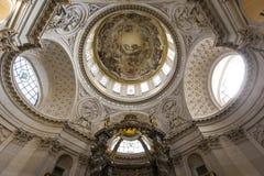 Iglesia de Val de Grace, París, Francia Imagen de archivo libre de regalías