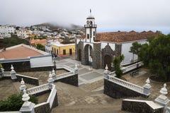 Iglesia de Valverde Foto de archivo