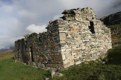 Iglesia de Vikingo fotografía de archivo