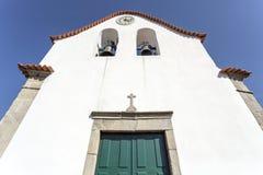 Iglesia de Vinhais de nuestra señora de la suposición imágenes de archivo libres de regalías