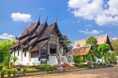 Iglesia de Wat J-D-Luang, Chiang Mai, Tailandia Imagenes de archivo