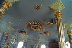 Iglesia de Wyszyna Imagenes de archivo