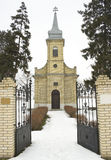 Iglesia de Zion Fotografía de archivo