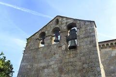 """Iglesia del †de Roriz """"de San Pedro de Roriz Fotos de archivo"""