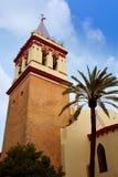 Iglesia del abad del gil de San en macarena Fotografía de archivo libre de regalías