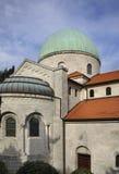 Iglesia del anuncio de la Virgen María en Opatija Croacia Fotografía de archivo