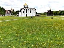 Iglesia del anuncio en Vitebsk, Bielorrusia Fotografía de archivo libre de regalías