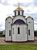 Iglesia del anuncio en Vitebsk, Bielorrusia Imagen de archivo