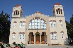 Iglesia del apóstol Andreas en Frenarosa imagen de archivo libre de regalías