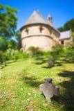 Iglesia del belvedere de Olde fotografía de archivo