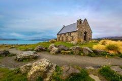 Iglesia del buen pastor fotografía de archivo
