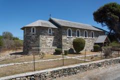 Iglesia del buen pastor en la isla de Robben Foto de archivo libre de regalías