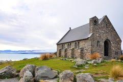Iglesia del buen pastor, Nueva Zelandia Fotografía de archivo libre de regalías