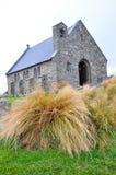 Iglesia del buen pastor, Nueva Zelandia Fotos de archivo libres de regalías