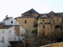 Iglesia del Carmen-Alhama de Granada. Andalusia Stock Image