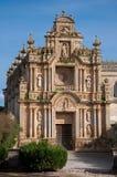 Iglesia del cartujo del jerez Imagen de archivo libre de regalías