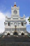 Iglesia del concepto inmaculado, Sri Lanka fotos de archivo