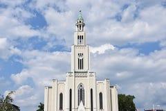 Iglesia del corazón más puro de Maria Foto de archivo