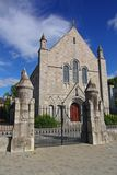 Iglesia del corcho de la Universidad Fotos de archivo libres de regalías