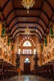Iglesia del cristianismo en Tailandia Fotografía de archivo