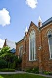 Iglesia del día asoleado Fotos de archivo libres de regalías