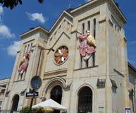 Iglesia del ¡de Carmen de Apicalà (Colombia) Fotos de archivo