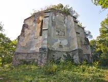 Iglesia del Dormition del siglo de Theotocos XVI Foto de archivo