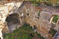 Iglesia del Dormition del siglo de Theotocos XVI Foto de archivo libre de regalías