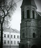 """Iglesiadel DOS de GertrÅ de los ventos de Å """" Fotos de archivo libres de regalías"""
