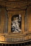 Iglesia del Gesu fotos de archivo libres de regalías