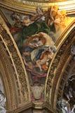 Iglesia del Gesu foto de archivo libre de regalías