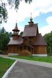 Iglesia del jerarca Nikolay Foto de archivo