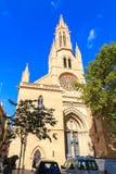 Iglesia del lia de Papá NoelEulÃ, Palma de Mallorca Imagen de archivo
