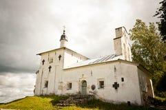 Iglesia del maravilla-trabajador de Nikolay Imagen de archivo