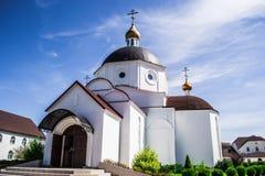 Iglesia del monasterio Fotos de archivo libres de regalías