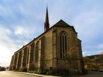 Iglesia del monasterio en Wuppertal-Beyenburg Imagen de archivo
