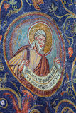 Iglesia del mosaico de Santo Sepulcro fotos de archivo
