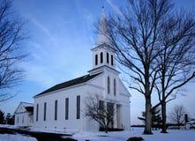 Iglesia del país Imagen de archivo libre de regalías